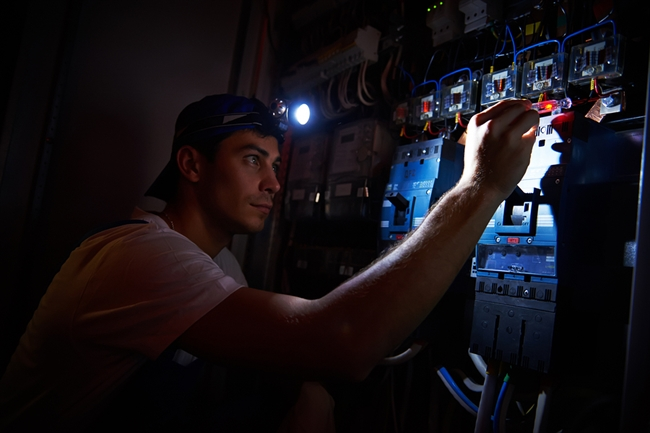 Подключение к системе электроснабжения